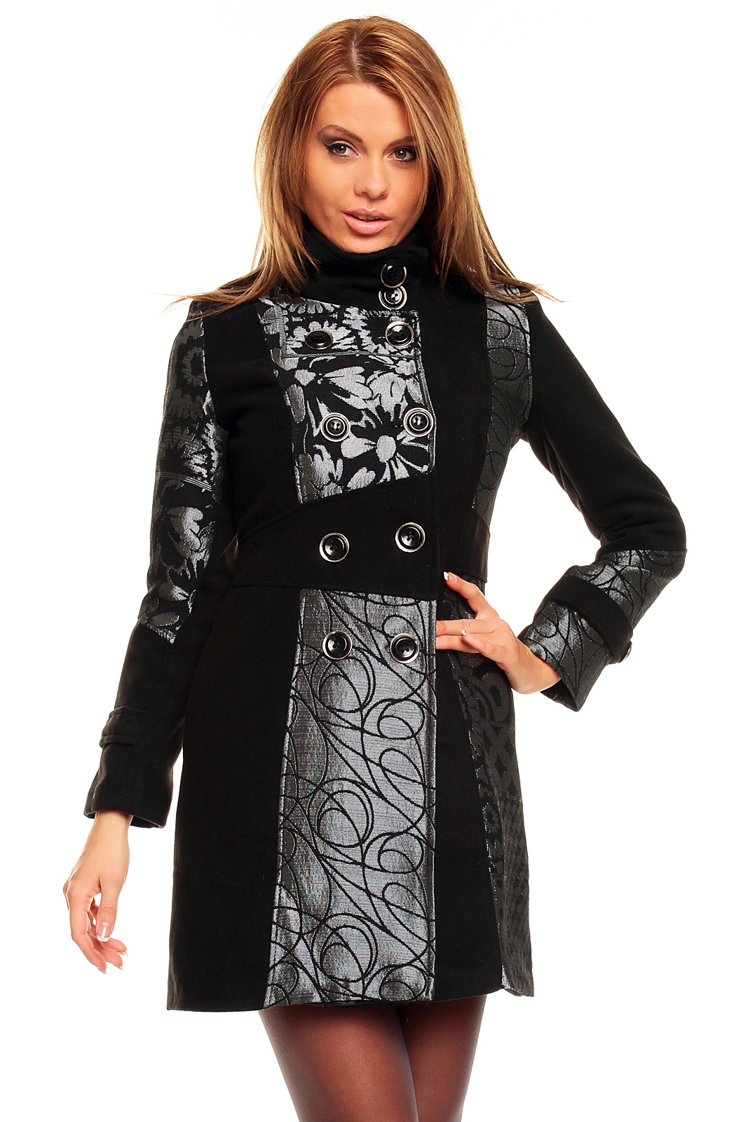 damen winter jacke kurz mantel wolljacke wollmantel trenchcoat ebay. Black Bedroom Furniture Sets. Home Design Ideas