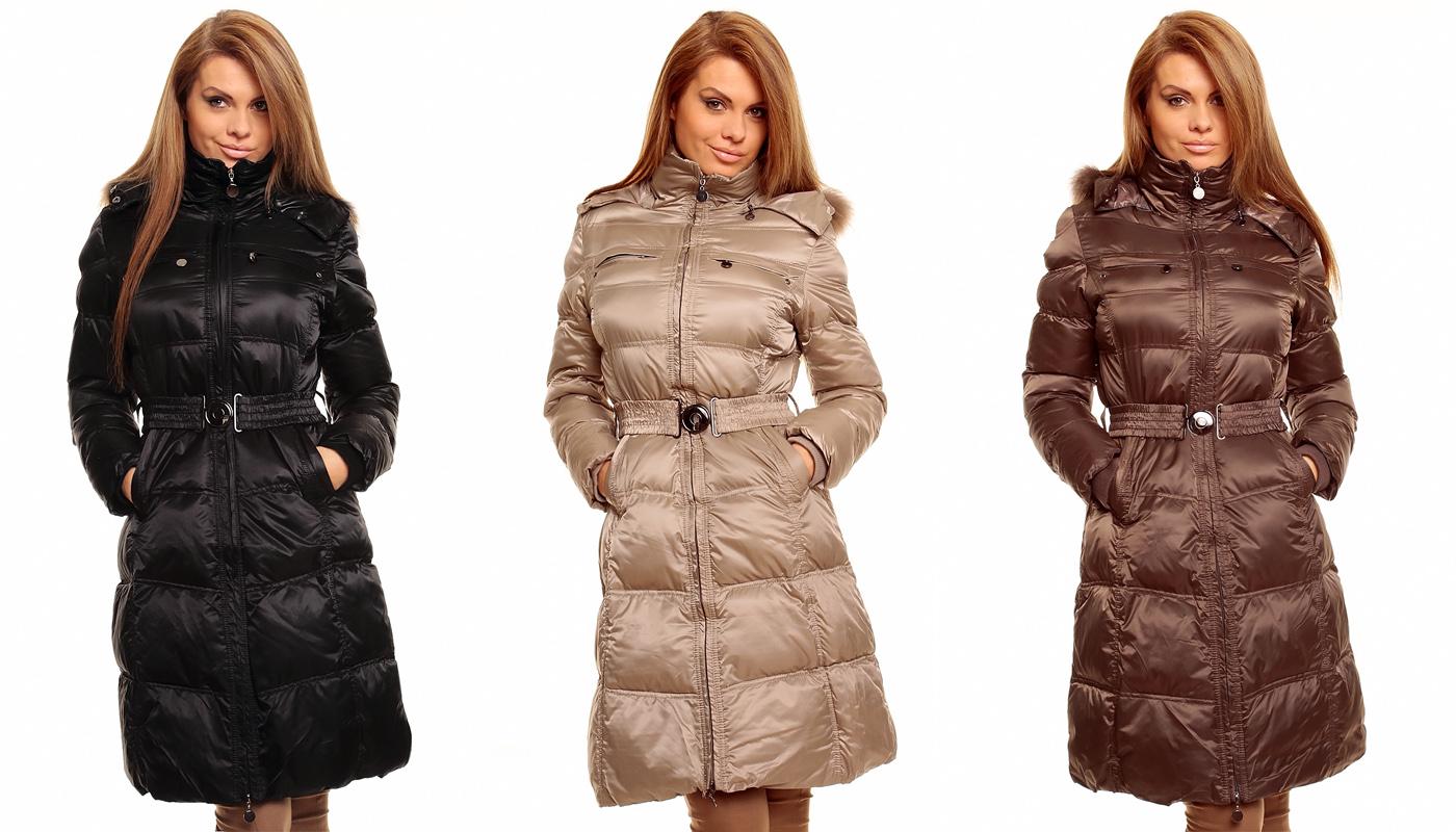 damen steppmantel mantel wintermantel steppjacke mit fell kapuze ebay. Black Bedroom Furniture Sets. Home Design Ideas