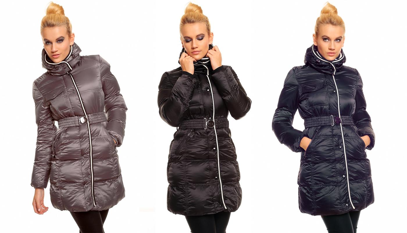 10 x damen steppmantel mantel wintermantel steppjacke kapuze outdoor ebay. Black Bedroom Furniture Sets. Home Design Ideas