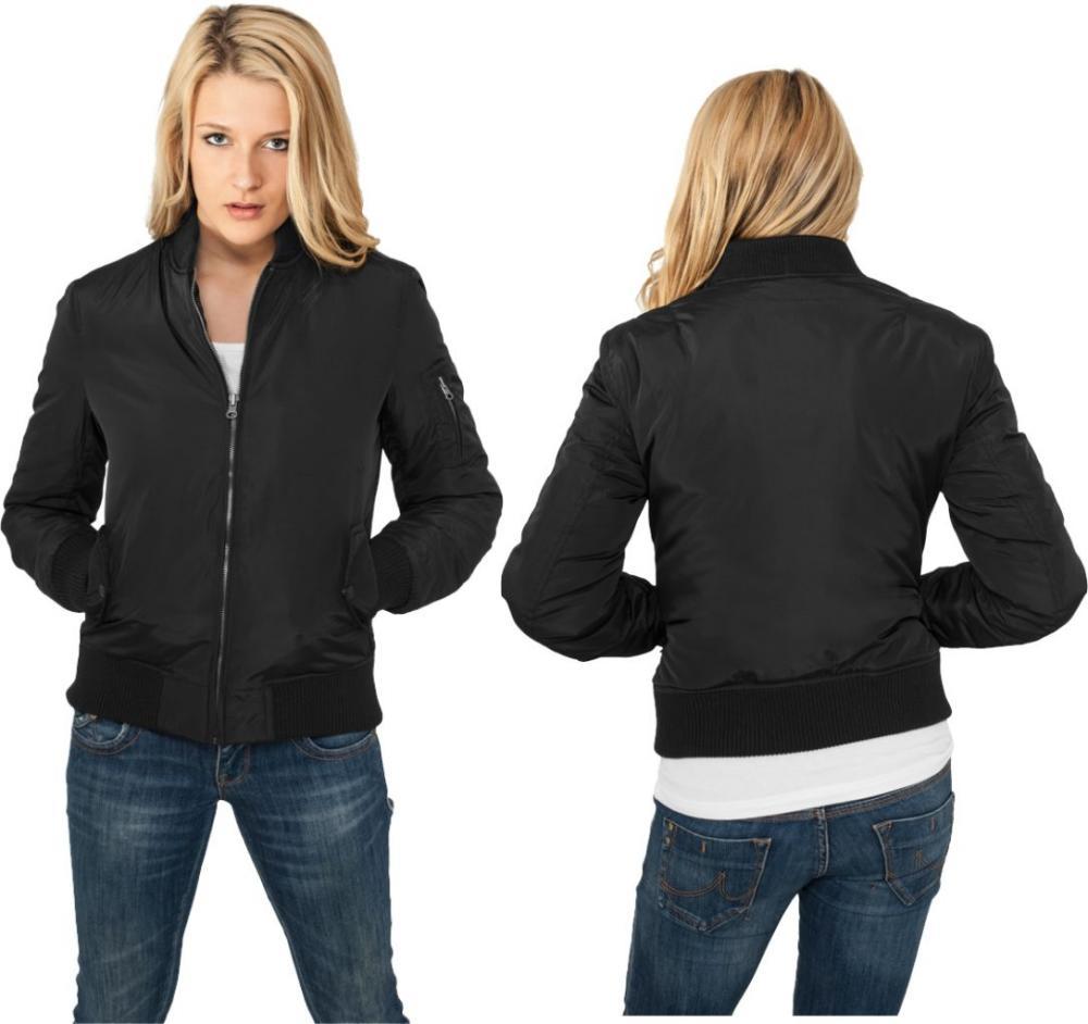 urban classics ladies bomber jacket damen winterjacke ebay. Black Bedroom Furniture Sets. Home Design Ideas