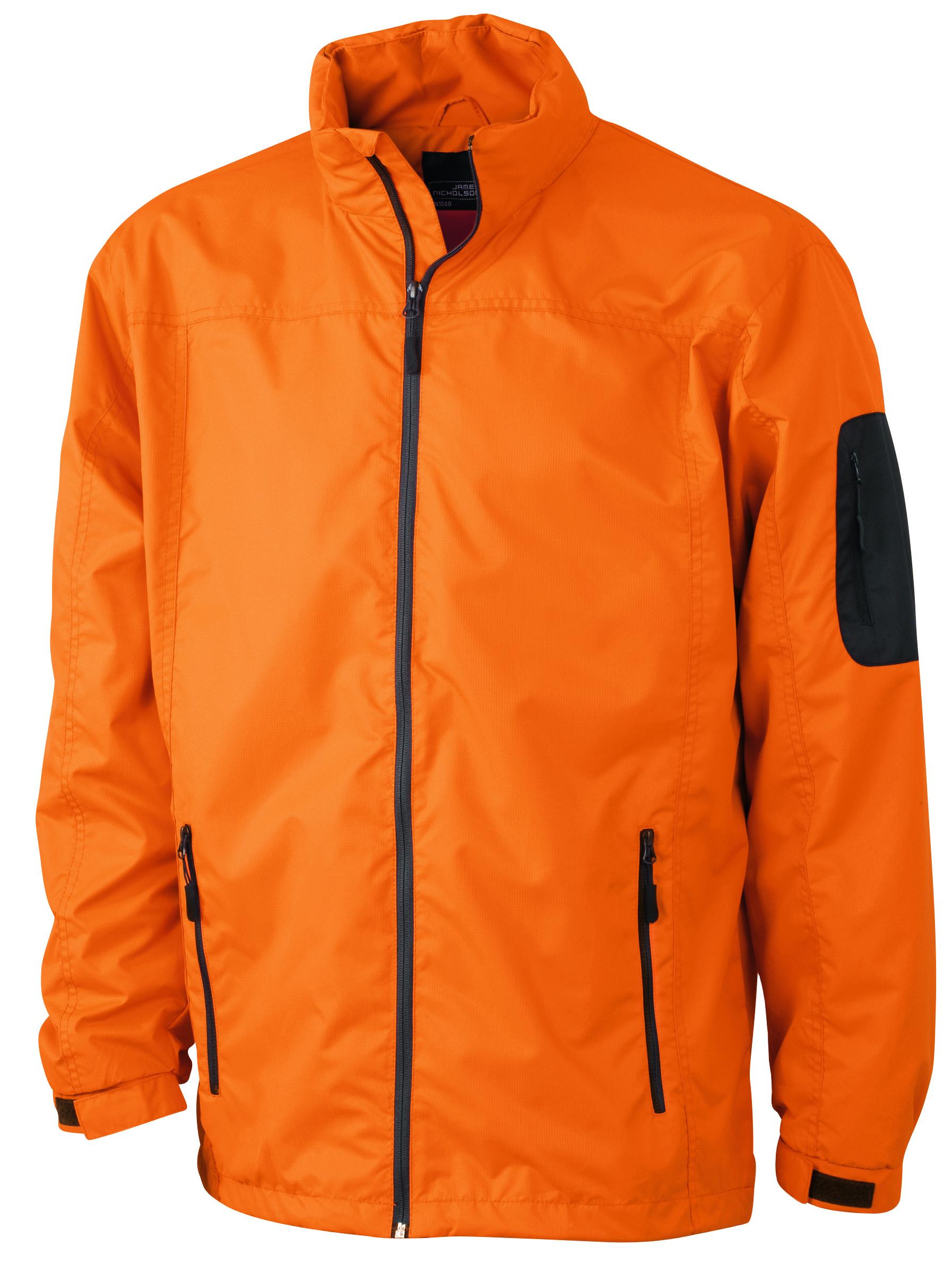 Hommes Coupe sportif fonctionnellement transition veste automne veste