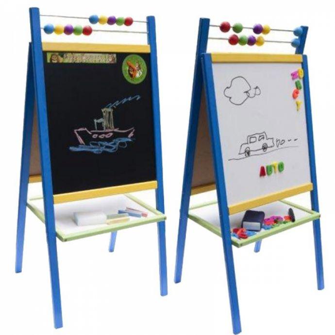 stand magnet kindertafel zubeh abakus standtafel maltafel schultafel 100x45cm ebay. Black Bedroom Furniture Sets. Home Design Ideas