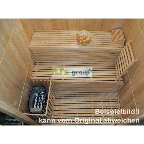 sauna kopenhagen heimsauna saunakabine harvia saunaofen ebay. Black Bedroom Furniture Sets. Home Design Ideas