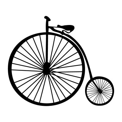 cnbbgj retro rad wecker metall eisen altes fahrrad tischuhr armbanduhr pro. Black Bedroom Furniture Sets. Home Design Ideas