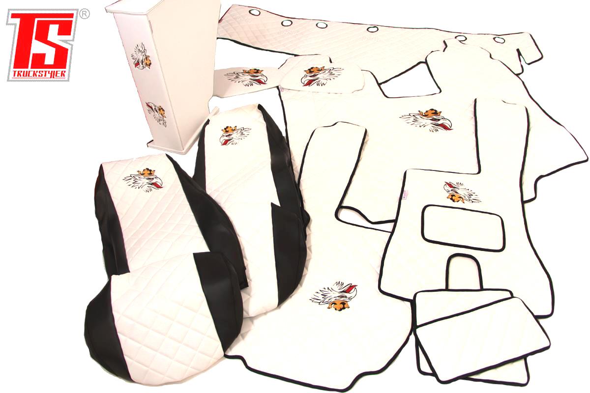 passend f r scania style line innenraum komplett set. Black Bedroom Furniture Sets. Home Design Ideas