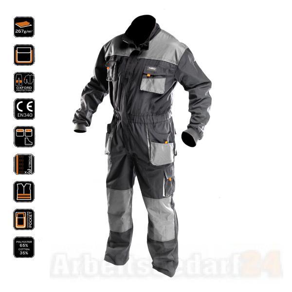 Tuta lavoro professionale tute giacca pettorina base workwear s xxl ebay - Ginocchiere da piastrellista professionali ...