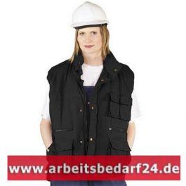 gepolsterte Arbeitsweste mit vielen Taschen M-XXXL Weste Winterweste