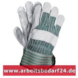 12 Paar Profi Arbeitshandschuhe Rindswildleder, Handschuhe, Schutzhandschuhe