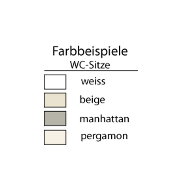wc sitz mit edelstahlscharnier farbe manhattan 1 7 kg made in germany. Black Bedroom Furniture Sets. Home Design Ideas