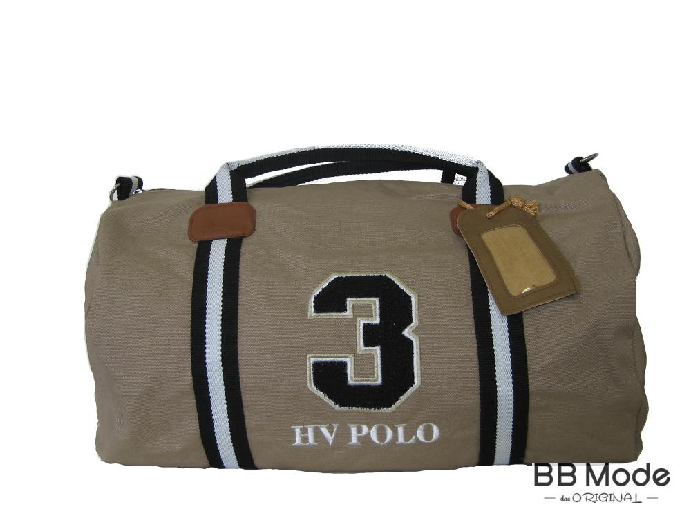 hv polo canvas danzo sport tasche sporttasche sportsbag. Black Bedroom Furniture Sets. Home Design Ideas