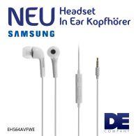 Original Samsung In Ear Stereo Headset Kopfhörer EHS64A Galaxy S3 i9300 SIII LTE