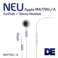 Original Apple MB770 G/A Headset Kopfhörer iPhone 4S 4 3 GS iPod iPad 2 3