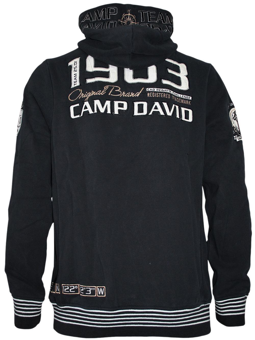 camp david pullover herren kuscheliger camp david herren hoodie pullover sailing cup camp. Black Bedroom Furniture Sets. Home Design Ideas