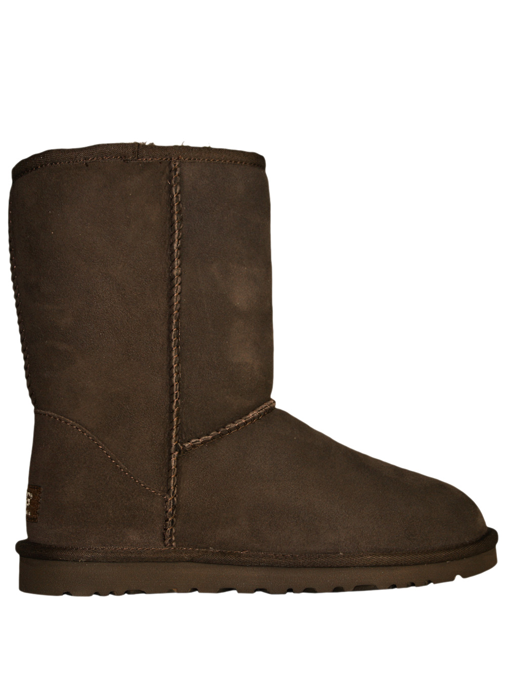 damen lammfell ugg boots schuhe stiefel classic choco braun neu ebay. Black Bedroom Furniture Sets. Home Design Ideas