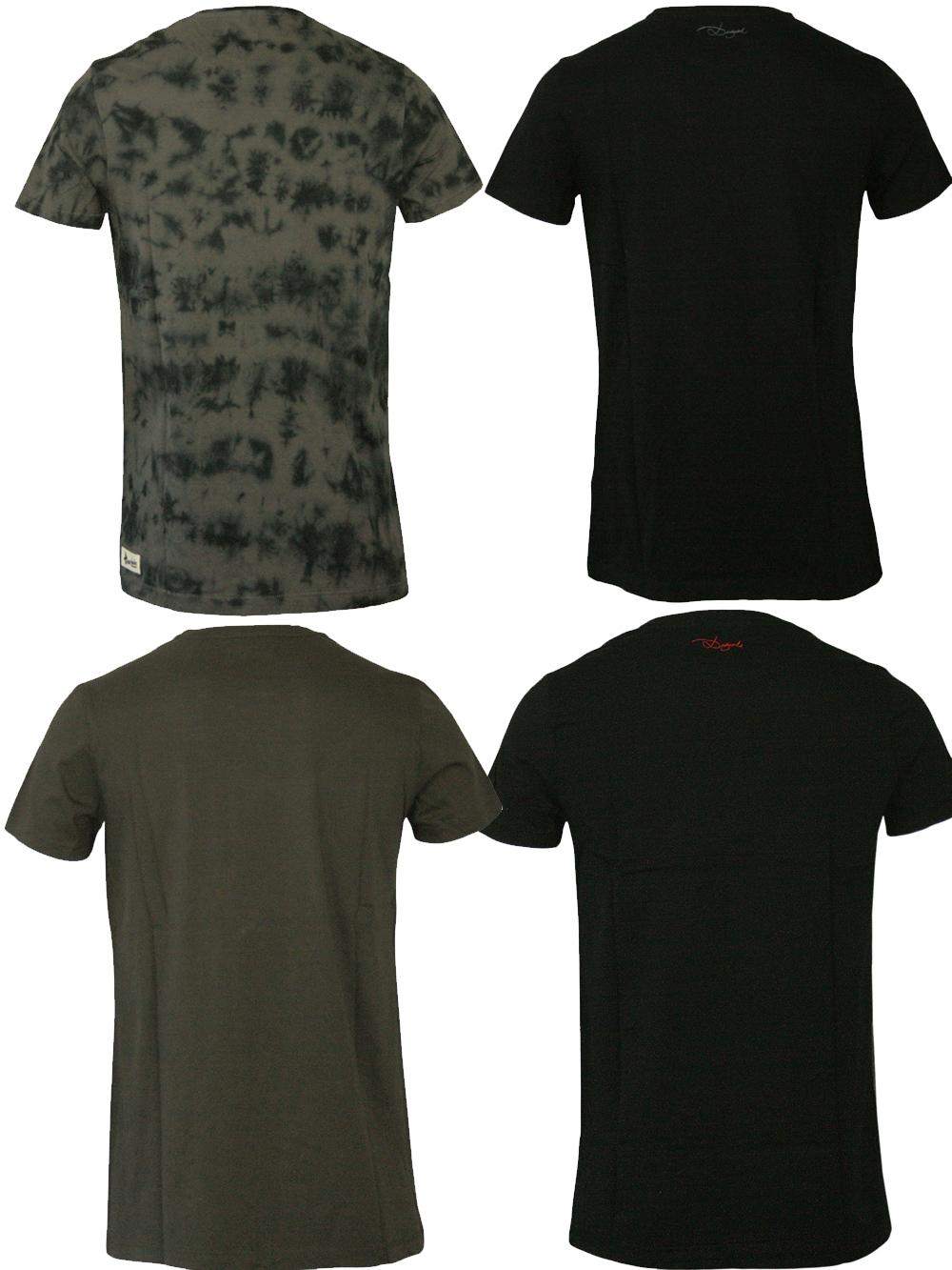 stylische desigual herren sommer t shirts mit animal print 2014 ebay. Black Bedroom Furniture Sets. Home Design Ideas