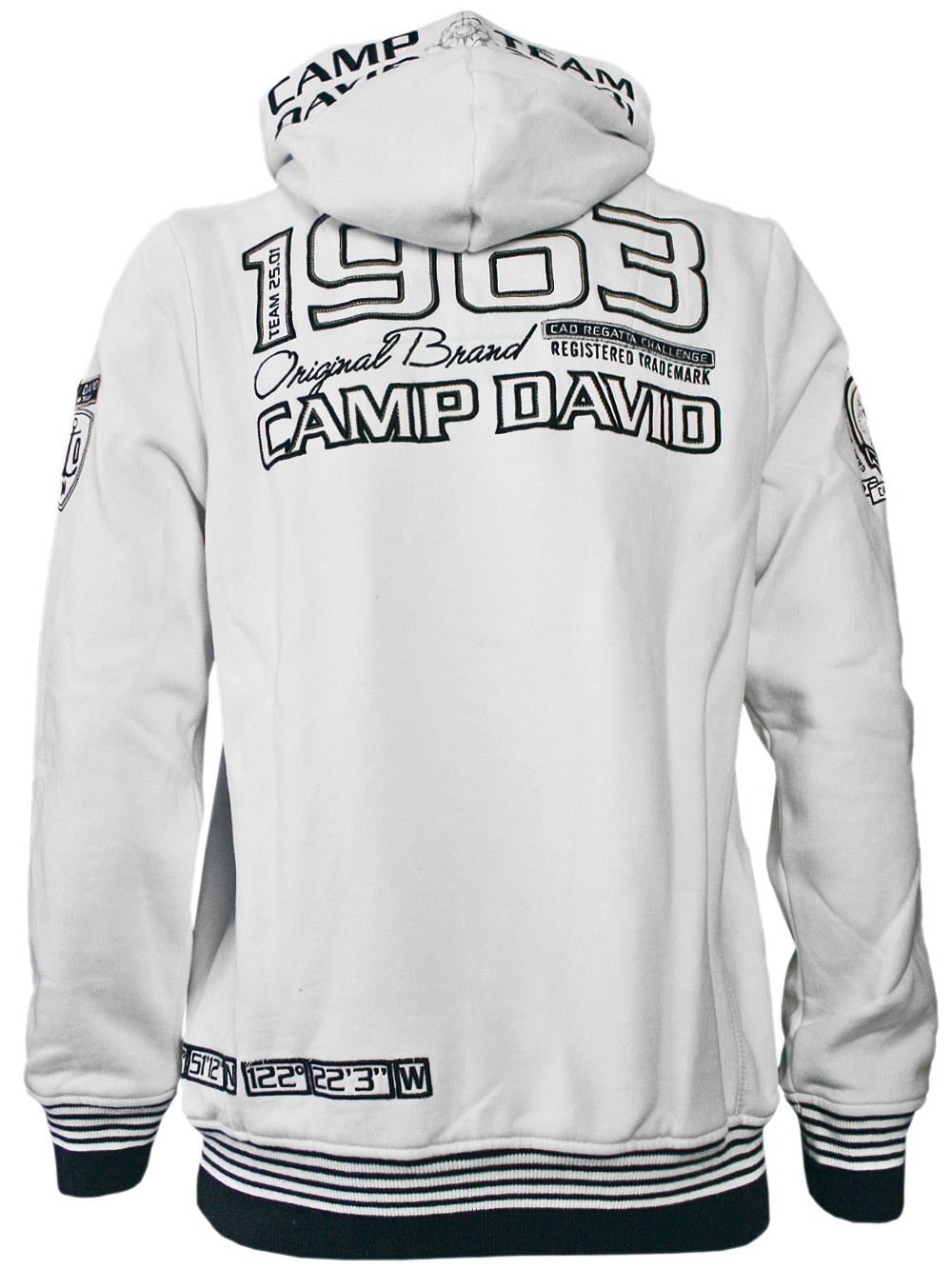 camp david jacke blau camp david herren jacke heli skiing blau neu ebay camp david herren. Black Bedroom Furniture Sets. Home Design Ideas