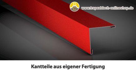 pultabschluss 150 x 150 mm aluminiumblech f r dachblech. Black Bedroom Furniture Sets. Home Design Ideas