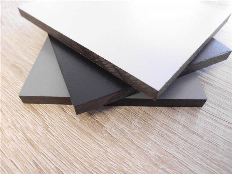 hpl schichtstoffplatte 6 mm zuschnitt platten anthrazit hnlich ral ton 7016 ebay. Black Bedroom Furniture Sets. Home Design Ideas