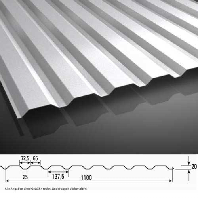 trapezblech berechnen profilbleche trapezbleche dach bleche aluminium trapezblech 20 138 0 70. Black Bedroom Furniture Sets. Home Design Ideas