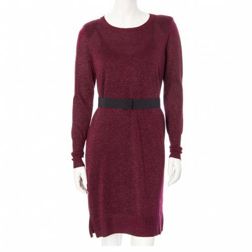 SCHUMACHER-Kleid-bordeaux-Gr-36-S