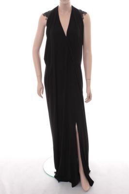 SCHUMACHER-Kleid-schwarz-Gr-40-L