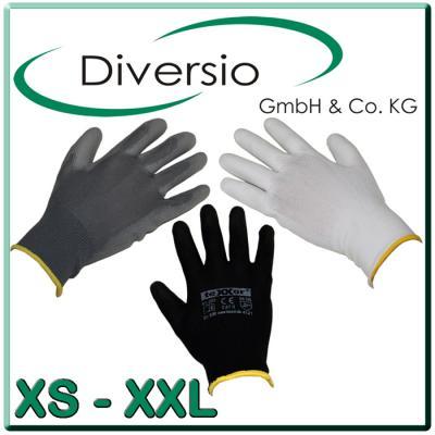 Profi-Montagehandschuhe-XS-XXL-Mechanikerhandschuhe-Arbeitshandschuh-Handschuhe