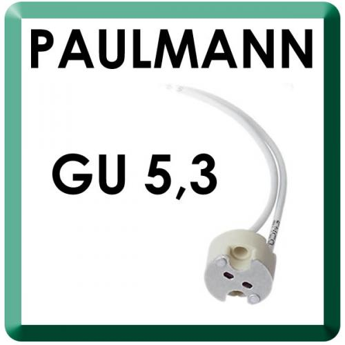 paulmann sockel f r fassung gu gx 5 3 mr16 g4 f r halogen led leuchtmittel ebay. Black Bedroom Furniture Sets. Home Design Ideas