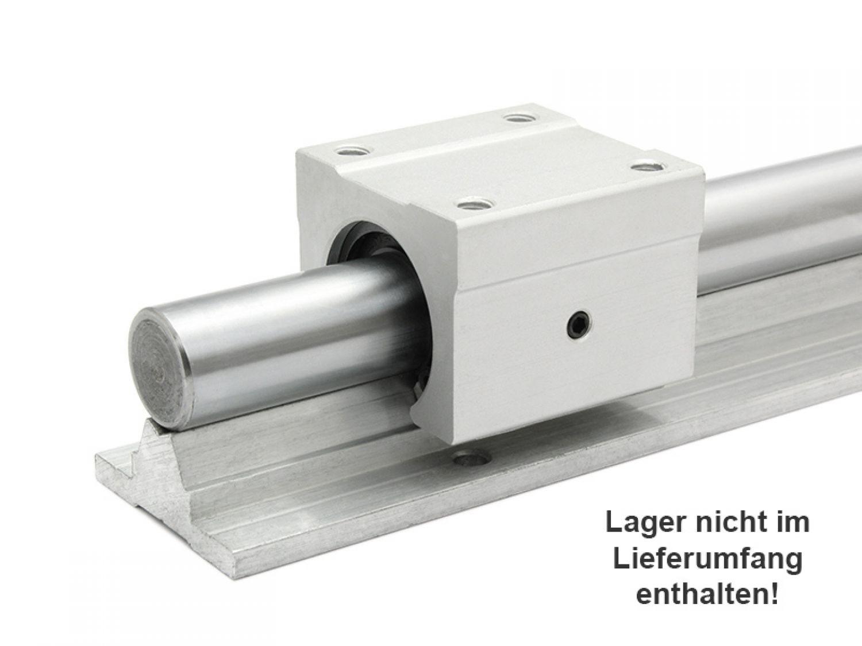 Linearführung Supported Rail SBS25-600mm lang