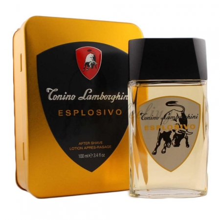 Tonino Lamborghini Esplosivo After Shave 100 ml (6.39 Euro pro 100 ml)