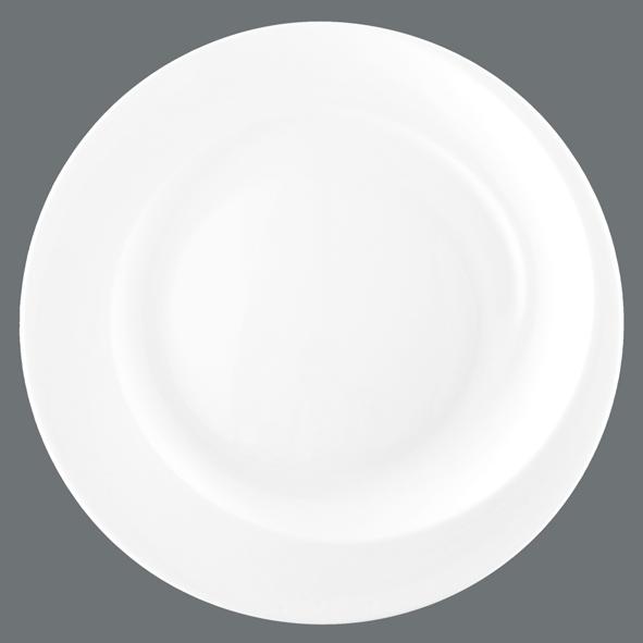 seltmann weiden paso white uni dinner plate plate flat round 28 cm ebay. Black Bedroom Furniture Sets. Home Design Ideas