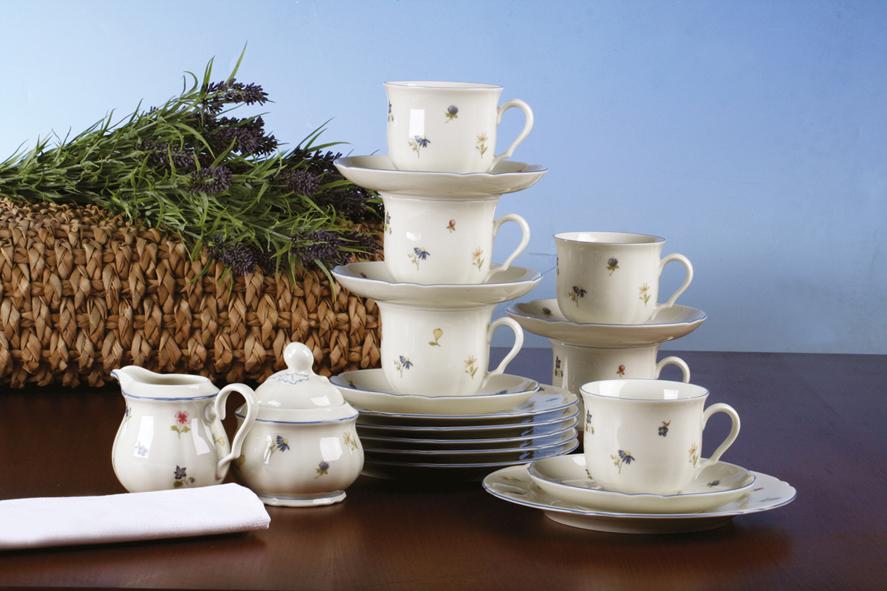 seltmann weiden marie luise streublume kaffeeservice 20 tlg 30308 ebay. Black Bedroom Furniture Sets. Home Design Ideas