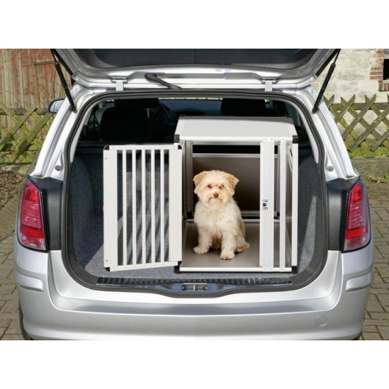 galant alu transportboxen hundetransportbox hundebox autohundebox hund ebay. Black Bedroom Furniture Sets. Home Design Ideas