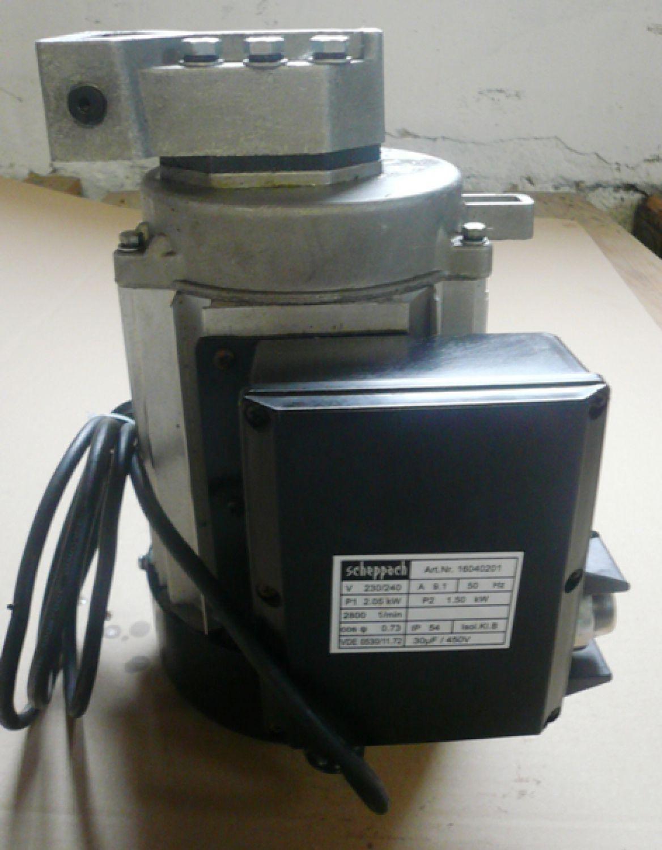 scheppach elektromotor 2 kw hydraulikpumpe pumpe. Black Bedroom Furniture Sets. Home Design Ideas