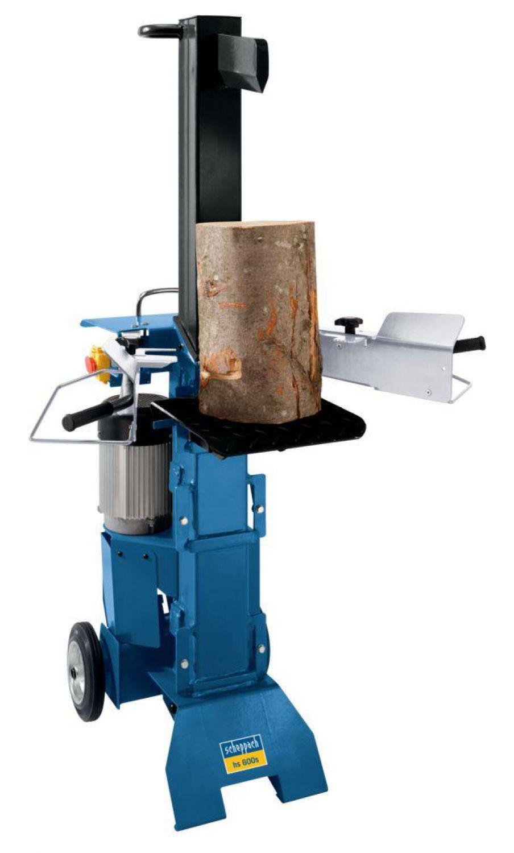 scheppach 6 t brennholz spalter holzspalter hs 600s brennholz hydraulik spalter ebay. Black Bedroom Furniture Sets. Home Design Ideas