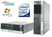 Fujitsu Siemens Esprimo E5916 - Intel Core 2 Duo E6400 (2x2,13 GHz), 2GB RAM