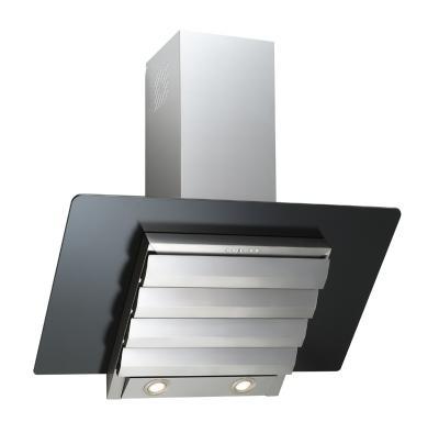 dunstabzugshaube wandhaube kopffrei urania 60 cm schwarz 800 m h ebay. Black Bedroom Furniture Sets. Home Design Ideas