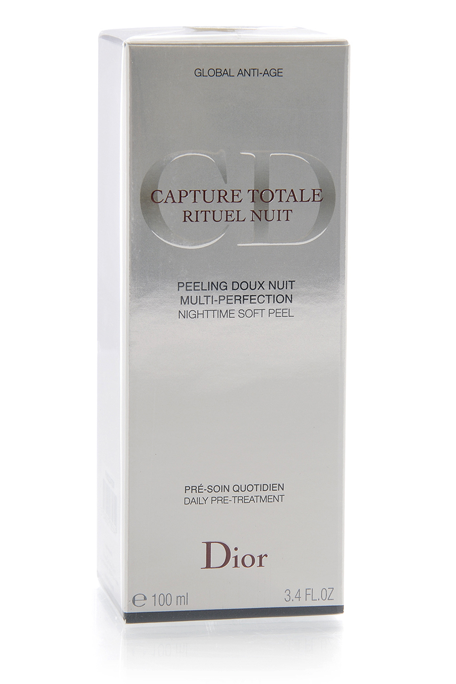 dior capture totale multi perfection nachtpeeling 100 ml. Black Bedroom Furniture Sets. Home Design Ideas