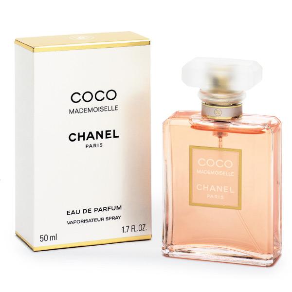 chanel coco mademoiselle eau de parfum 50 ml new orig. Black Bedroom Furniture Sets. Home Design Ideas