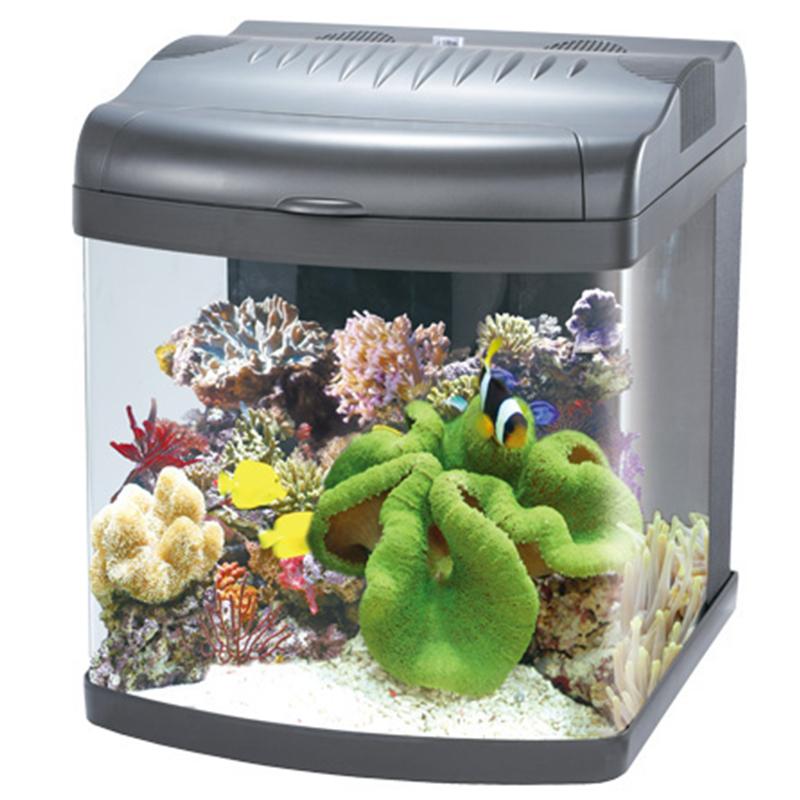 jad mt 408led aquarium 32l set inklusive filter und led beleuchtung komplettset ebay. Black Bedroom Furniture Sets. Home Design Ideas