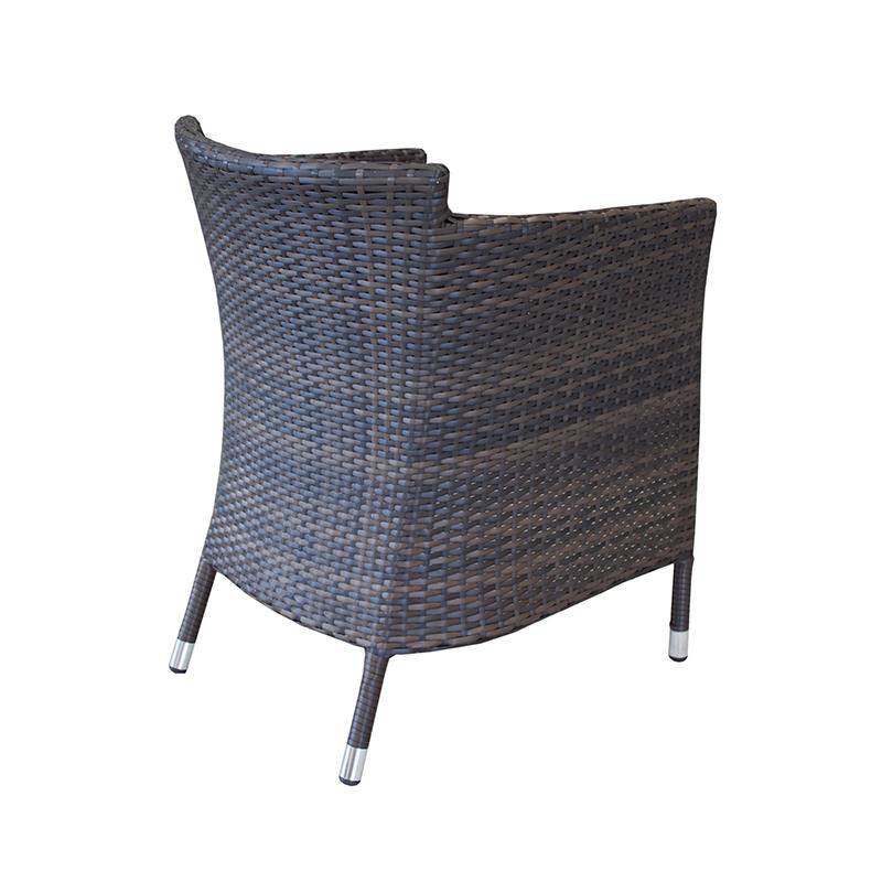balkon sitzgruppe sumatra braun 3 teilig polyrattan tisch gartenm bel wetterfest ebay. Black Bedroom Furniture Sets. Home Design Ideas