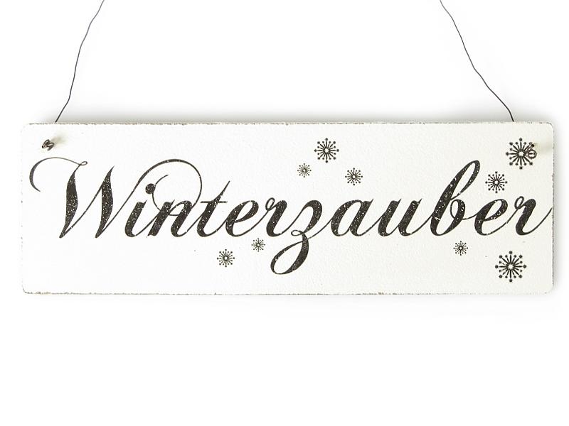 Vintage deko schild t rschild r uberh hle kinderzimmer - Dekoration winterzauber ...