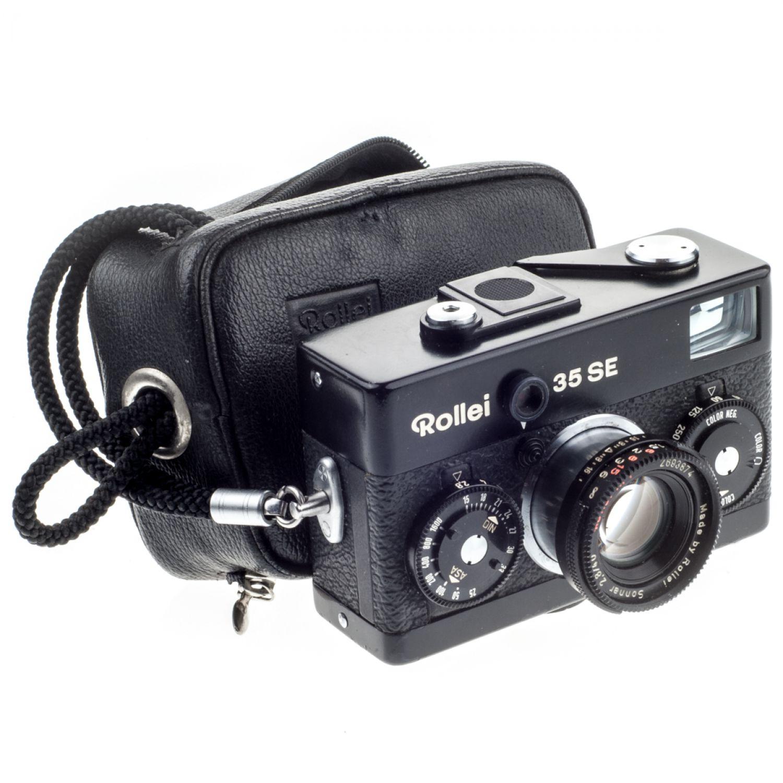35 se sonnar 2 8 40 mm 40mm vintage compatta macchina for Macchina fotografica compatta