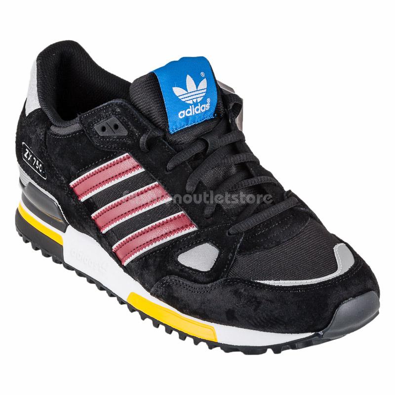 adidas zx 750 herren schuhe sneaker sportschuhe laufschuhe. Black Bedroom Furniture Sets. Home Design Ideas