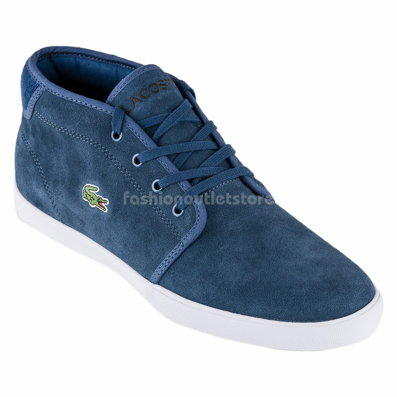 lacoste ampthll col spm herren damen schuhe sneaker scarpe shoes sport freizeit ebay. Black Bedroom Furniture Sets. Home Design Ideas