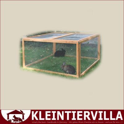 gehege vario holzgehege kaninchen meerschweinchen etc. Black Bedroom Furniture Sets. Home Design Ideas
