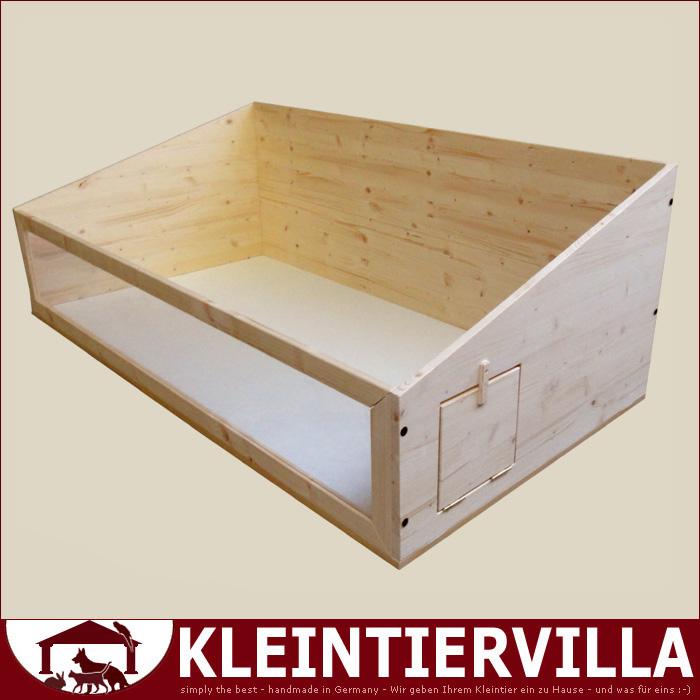gehege uno meerschweinchen landschildkr ten neu top holzgehege k fig ebay. Black Bedroom Furniture Sets. Home Design Ideas