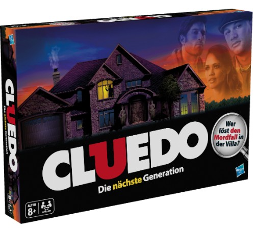 cluedo classic neuauflage