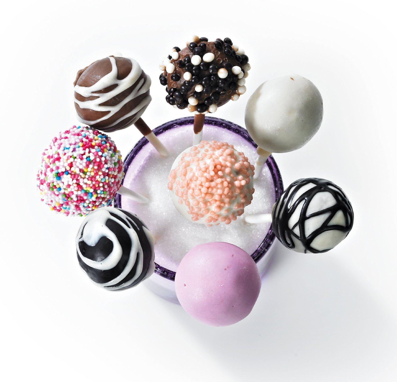 neu lurch flexiform backform cake pops kuchen kugeln kuchenlolli stiele ebay. Black Bedroom Furniture Sets. Home Design Ideas