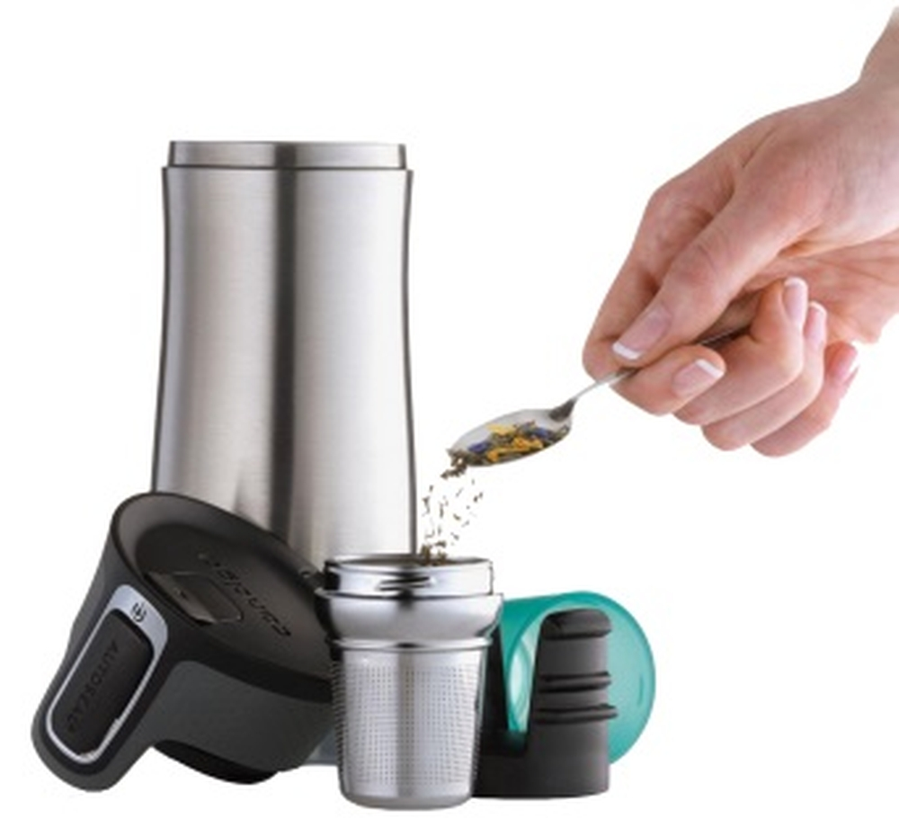 neu contigo tee filter f r westloop thermobecher loser beuteltee tea infuser ebay. Black Bedroom Furniture Sets. Home Design Ideas