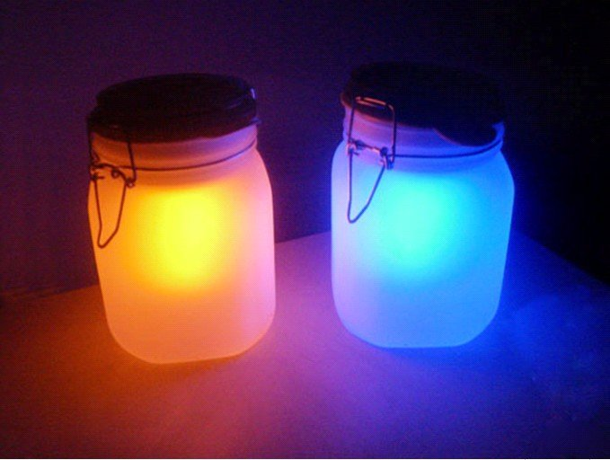 neu suck uk sunjar solar lampe im einmachglas leuchte lampe nachtlicht garten ebay. Black Bedroom Furniture Sets. Home Design Ideas